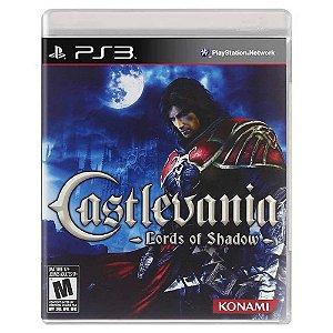 Castlevania: Lords of Shadow (Usado) - PS3