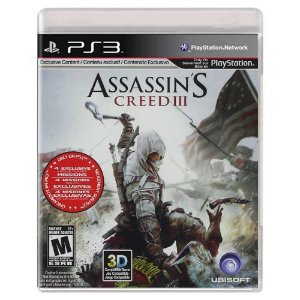 Assassin's Creed III (Usado) - PS3