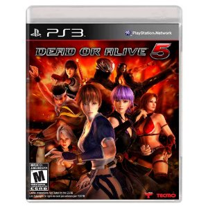 Dead or Alive 5 (Usado) - PS3