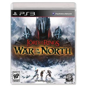 The Lord of the Rings: War in the North (Usado) - PS3