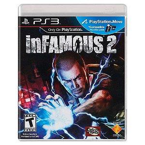 Infamous 2 (Usado) - PS3