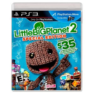 Little Big Planet 2 (Usado) - PS3