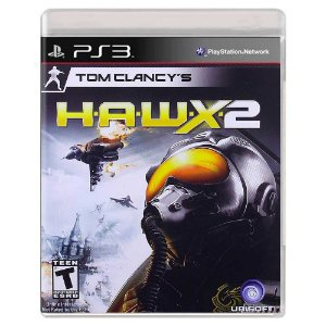 Tom Clancy's H.A.W.X 2 (Usado) - PS3