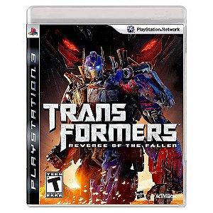 Transformers: Revenge of The Fallen (Usado) - PS3