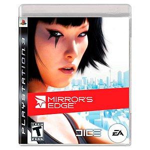 Mirror's Edge (Usado) - PS3
