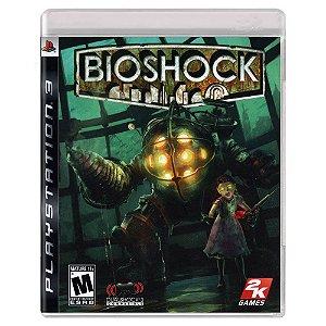 Bioshock (Usado) - PS3