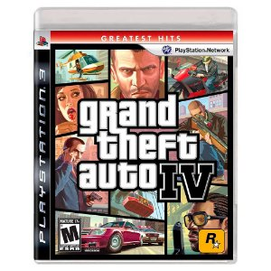 Grand Theft Auto IV (Usado) - PS3