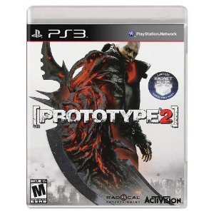 Prototype 2 (Usado) - PS3