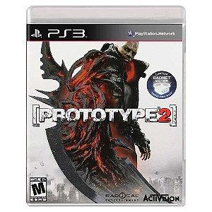 Prototype 2 (Usado) - PS3