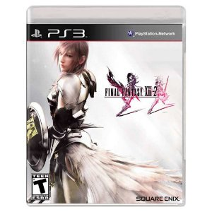 Final Fantasy XIII-2 (Usado) - PS3