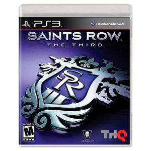 Saints Row: The Third (Usado) - PS3