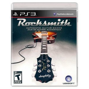 Rocksmith (Usado) - PS3