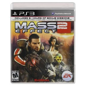 Mass Effect 2 (Usado) - PS3