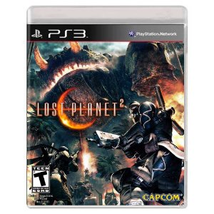 Lost Planet 2 (Usado) - PS3
