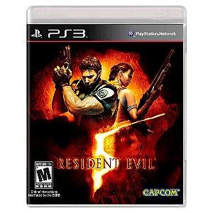 Resident Evil 5 (Usado) - PS3