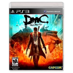DmC: Devil May Cry (Usado) - PS3