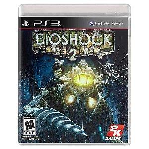 Bioshock 2 (Usado) - PS3
