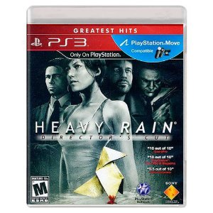 Heavy Rain (Usado) - PS3