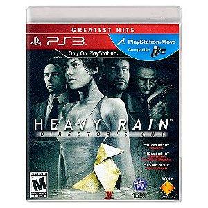 Heavy Rain (Usado) - PS3