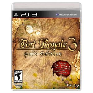 Port Royale 3: Pirates & Merchants (Usado) - PS3
