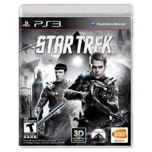 Star Trek The Video Game (Usado) - PS3