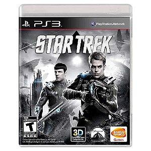 Star Trek The Video Game (Usado) - PS3