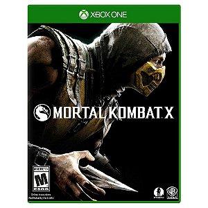 Mortal Kombat X (Usado) - Xbox One