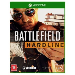 Battlefield Hardline (Usado) - Xbox One