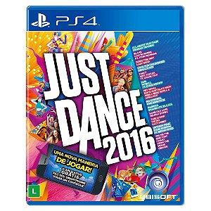 Just Dance 2016 (Usado) - PS4