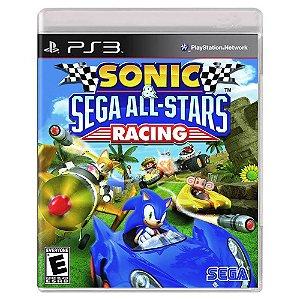 Sonic & SEGA All-Stars Racing (Usado) - PS3