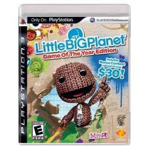 LittleBigPlanet (Usado) - PS3