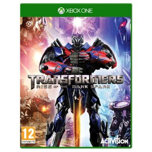 Transformers: Rise of the Dark Spark (Usado) - Xbox One