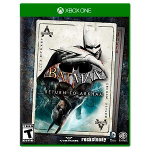 Batman: Return to Arkham (Usado) - Xbox One