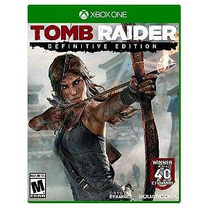 Tomb Raider (Usado) - Xbox One