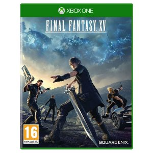 Final Fantasy XV (Usado) - Xbox One