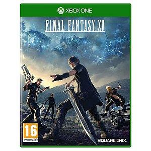 Final Fantasy XV (Usado) - Xbox One