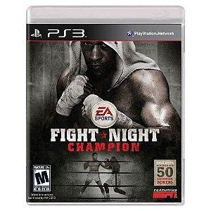Fight Night Champion (Usado) - PS3