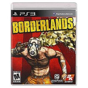 Borderlands (Usado) - PS3