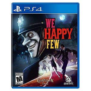 We Happy Few (Usado) - PS4