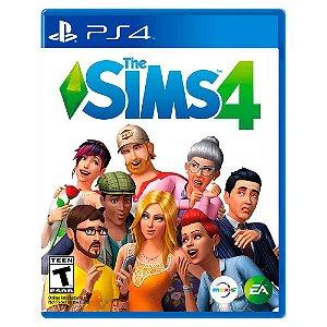 The Sims 4 (Usado) - PS4
