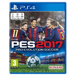 Pro Evolution Soccer 2017 (Usado) - PS4