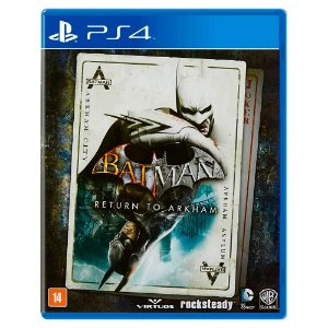 Batman: Return to Arkham (Usado) - PS4