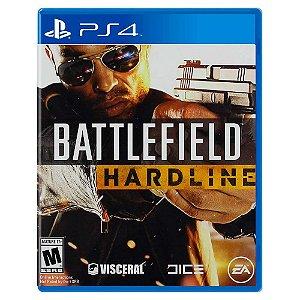 Battlefield Hardline (Usado) - PS4