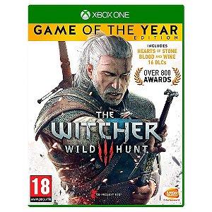 The Witcher 3: Wild Hunt Edição Completa - Xbox One