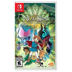 Ni No Kuni: Wrath of the White Witch (Usado) - Switch