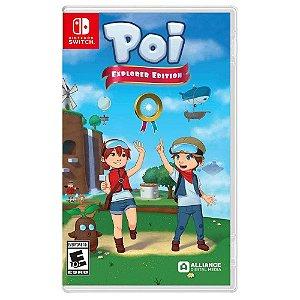 POI: Explorer Edition (Usado) - Switch