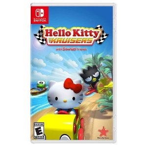 Hello Kitty Kruisers with Sanrio Friends (Usado) - Switch