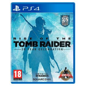Rise of The Tomb Raider (Usado) - PS4