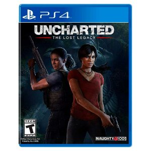 Uncharted: The Lost Legacy (Usado) - PS4