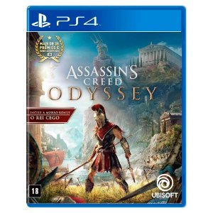 Assassin's Creed Odyssey (Usado) - PS4